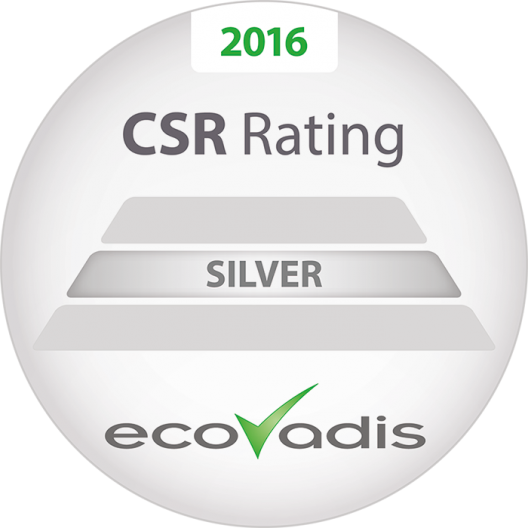 CP receives silver award from EcoVadis for its successful efforts concerning Corporate Social Responsibility.Photo by CP Pumpen GmbH