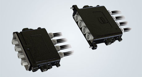 High-current connector Han® 22 HPR slimPhoto by HARTING Technology Group