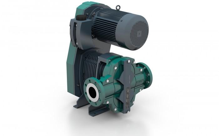 NETZSCH pump solution