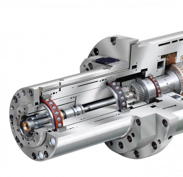 machine tool spindle repair