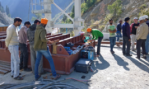 STAHL CraneSystems supports Kishanganga hydroelectric power plant in the Himalayas