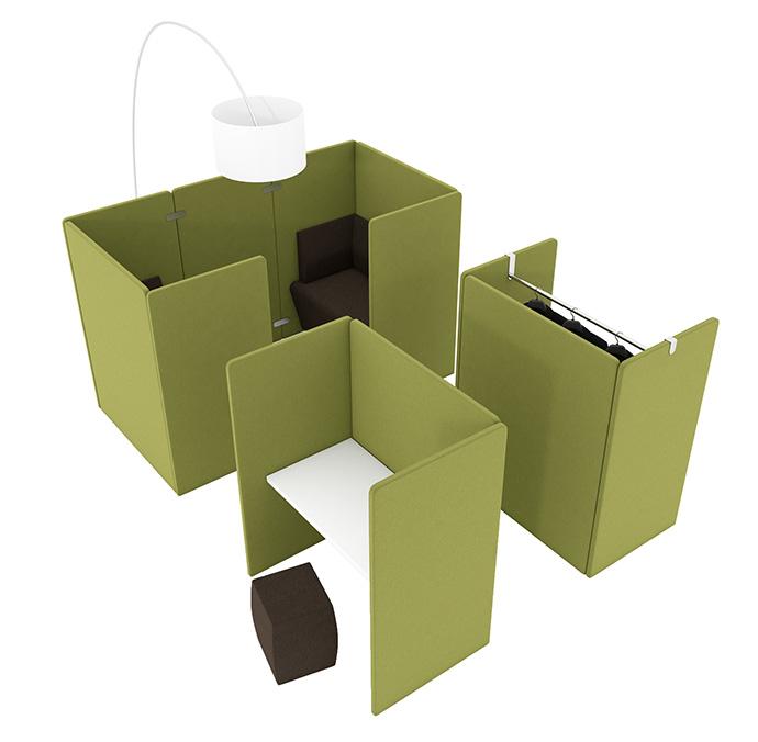 Syneo lounge furniture box