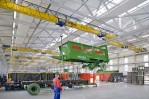 DEMAG Cranes Optimized For All Levels
