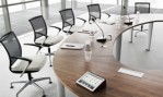 Conference table system CX 3200: creates space, inspiring the team