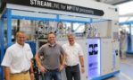Hennecke TECHCENTER now equipped with STREAMLINE 3-Component metering machine