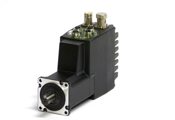 Jvl showcases it 39 s integrated servo and stepper motors at for Jvl integrated servo motor
