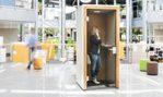 KÖNIG + NEURATH´s QUIET.BOX: 1M² dedicated to peace and quiet