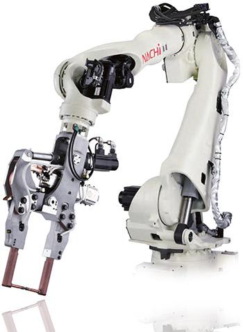 Ultra-fast spot welding robots SRA-H