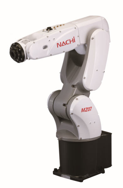 NACHI MZ07 Robot Unveiled The World Fastest And