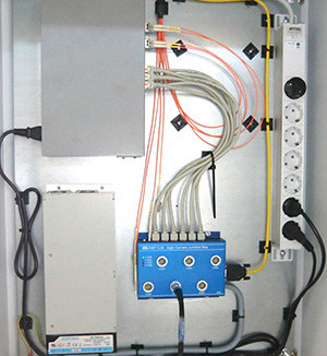 camera switchboard