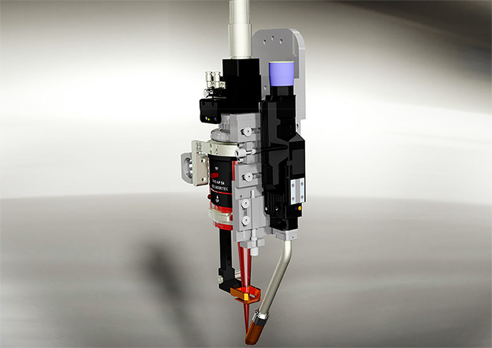 Laser Hybrid Welding And New Large Gantry For Laser