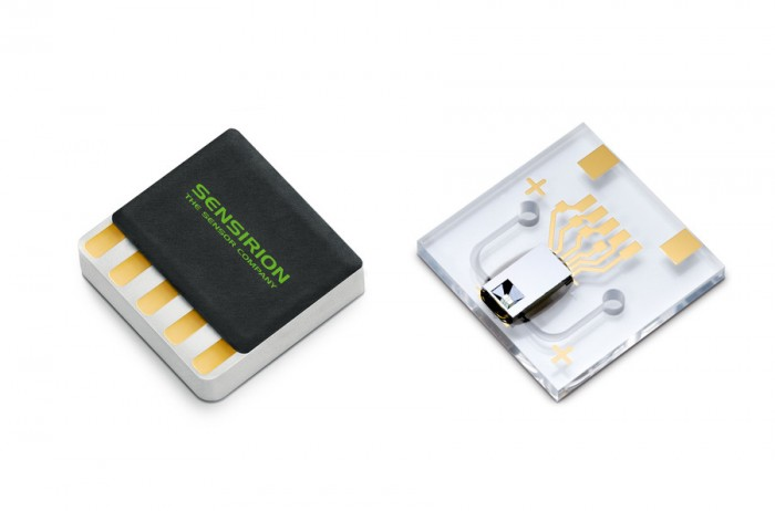 Sensirion presents CMOSens® liquid flow microsensor ...