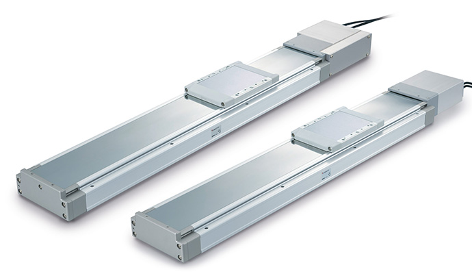 Electric Linear Actuators on drive belt types