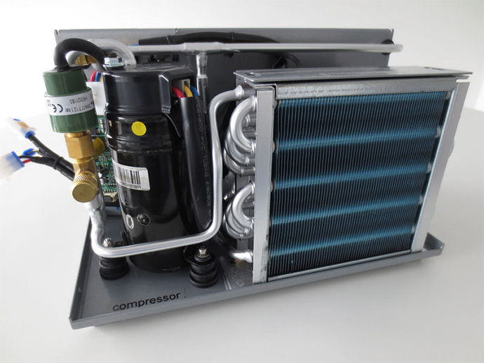 Low Vibration Mini Compressor Cooling System Made By