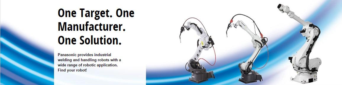 Industrial Robots - Arc welding robots, arc welding robot cells and