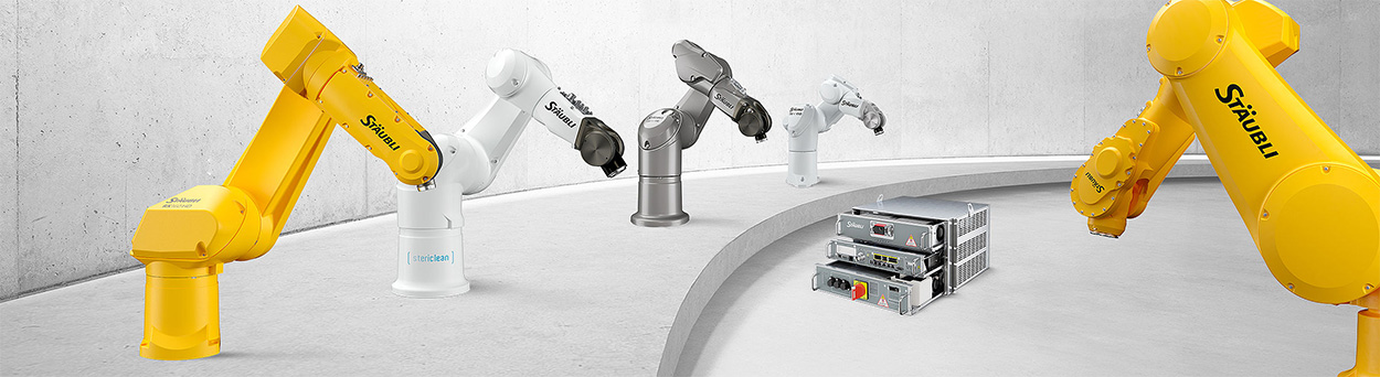 Cleanroom robot, Robotic laser cutting, Food processing robots by