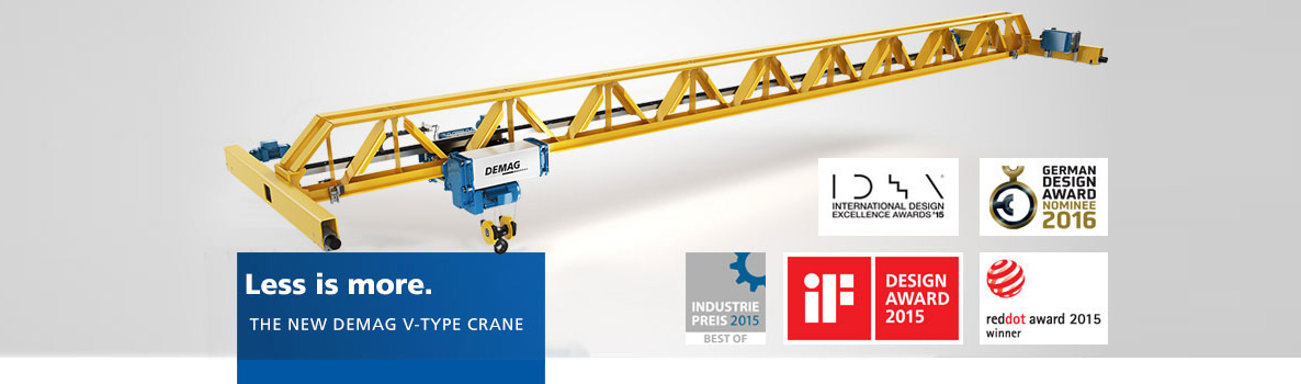 Heavy duty process cranes and portal universal cranes for the ...