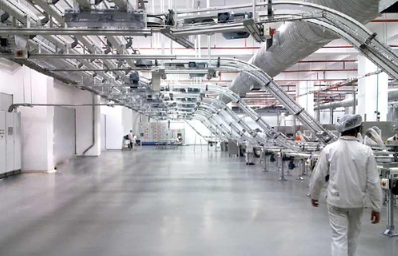 Overhead Monorail Conveyor Systems Niko C1 Overhead