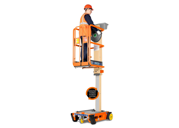 JLG low level access, mobile elevating work platforms