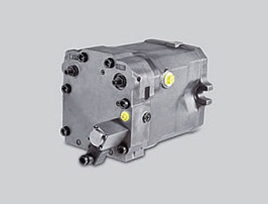 Hydraulic Variable Displacement Pump Pressure Regulating Motor Hydraulic Pumps And