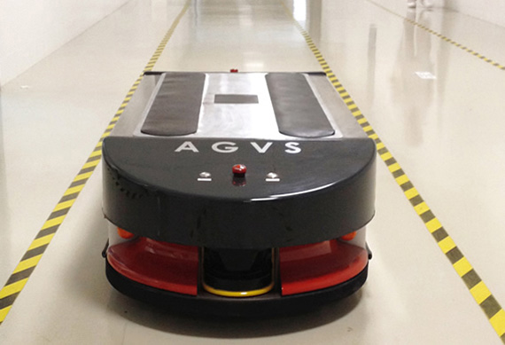 Mobile Robots Platform For Research And Monitoring By Robotnik