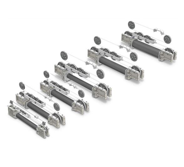 electric rod actuators  rodless electro