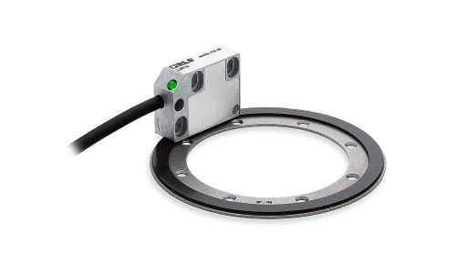 Position magnetic encoder for robots by RLS