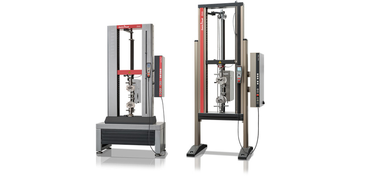 Materials testing machines by ZwickRoell