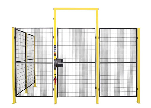 Machine safety fence systems by gsm