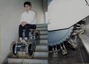 Snake Robots Mine Detecion And Removal Robots Tokyo