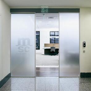 Expo21xx Dorma Door Closers Motion Detector Glass