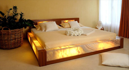 Beds And Bed Frames From Trinatura