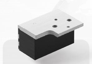Iron core motors ironless motors linear motor solutions for Linear motor hall sensor