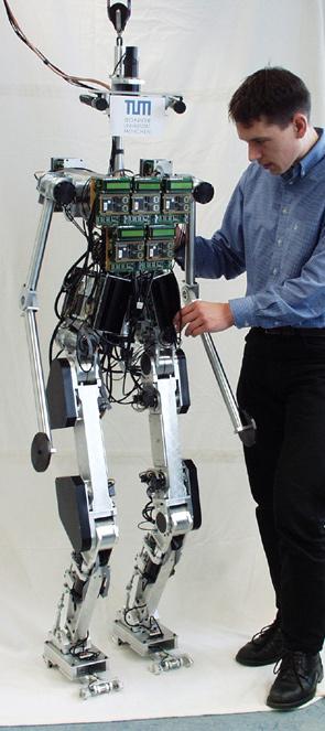 Humanoid cybercarpet holodeck technical university of