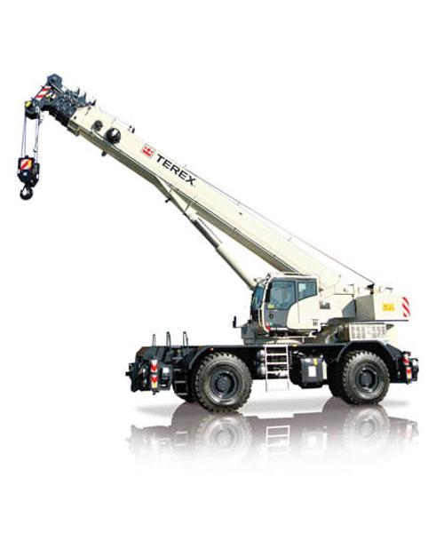 Terex cranes and port equipment city cranes all - Terex material handling port solutions ag ...