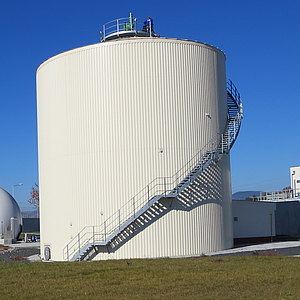 Project Services And Engineering Biogas Handling And