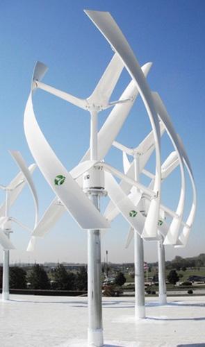 Micro Wind Turbines From Urban Green Energy