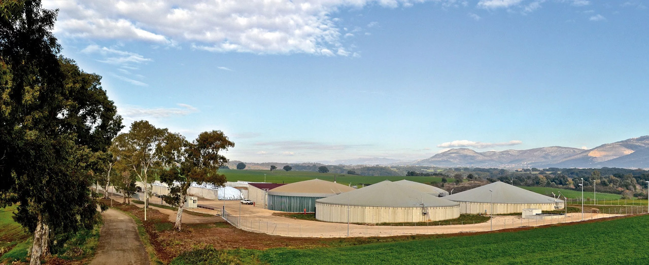 Waste-to-energy biogas plants, Agricultural biogas plants