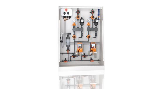 Fluid metering, Process Metering Pumps and Chemical Transfer