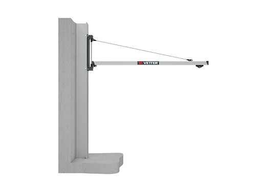 Monorail Gantry Crane Wall Mounted Slewing Jib Cranes By