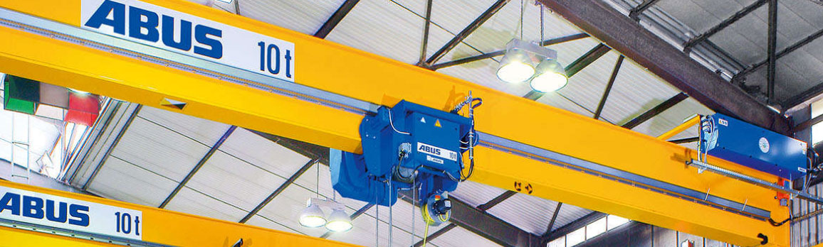 overhead travelling cranes, single girder crane, jib cranes by abus Sub Panel Breaker Box Wiring Diagram  220 Breaker Box Wiring Diagram abus overhead travelling cranes lift loads of up to 120 t making them the ideal solution for particularly demanding tasks and large spans