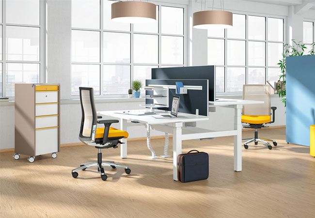Excellent High Performance Design Workspaces Office By Konig Neurath Pabps2019 Chair Design Images Pabps2019Com