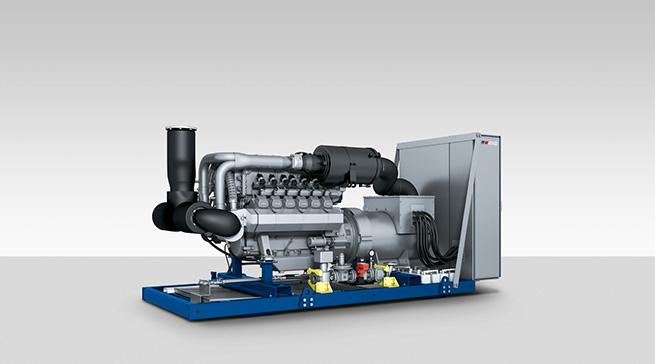 Gas Power Generator Sets, Gas Power Modules by mtu Onsite Energy