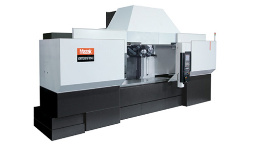 Multi-tasking centers, CNC turning centers, machining