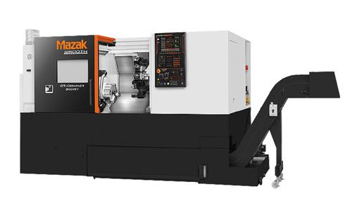 Multi-tasking centers, CNC turning centers, machining