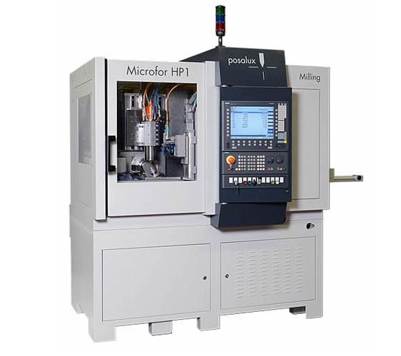 posalux cnc machine