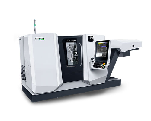 Lathes, CNC Milling Machines by DMG MORI