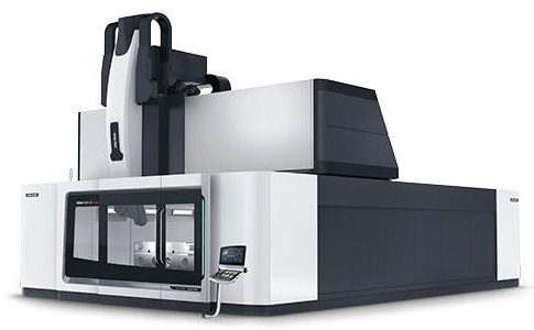 Lathes, CNC Milling Machines by DMG MORI