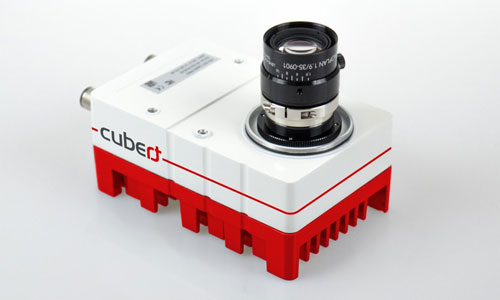 Spectral Cameras, Hyperspectral Cmeras, Multispectral Camera by Cubert