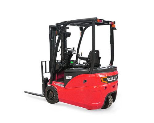 3-Wheel Electric Forklift, AGV Pallet Stacker, AGV Transport Truck